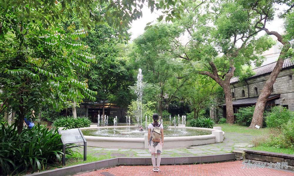台灣博物館南門館-樟樹