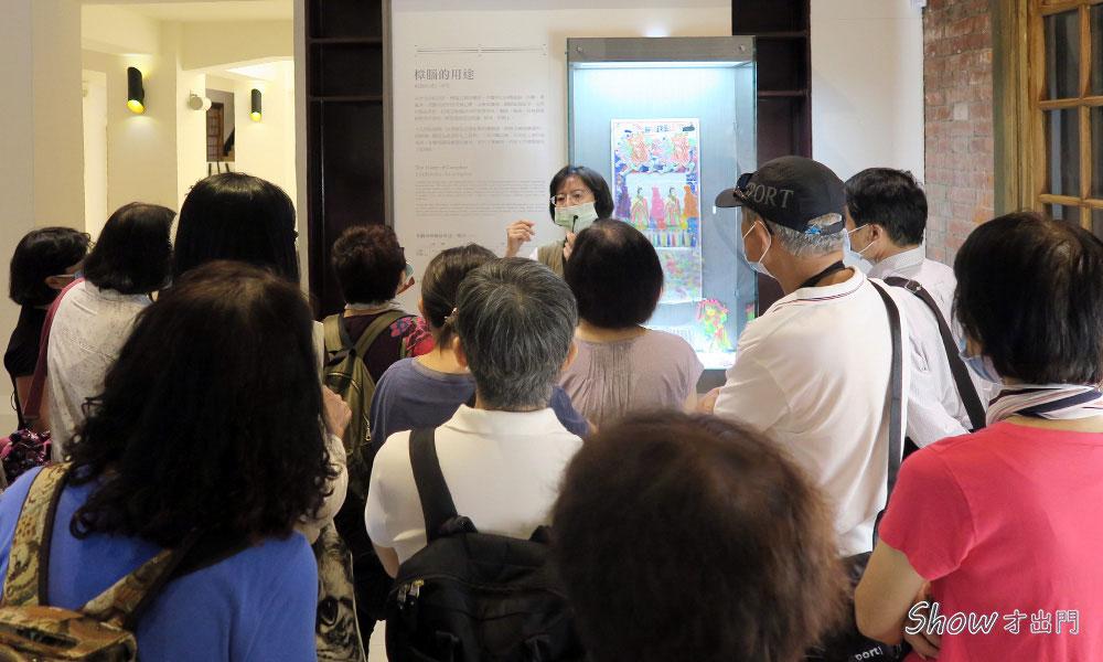 台灣博物館南門館-導覽