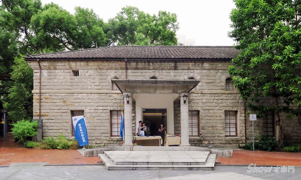 台灣博物館南門館-小白宮