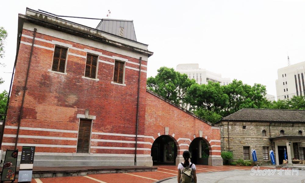 台灣博物館南門館-紅樓