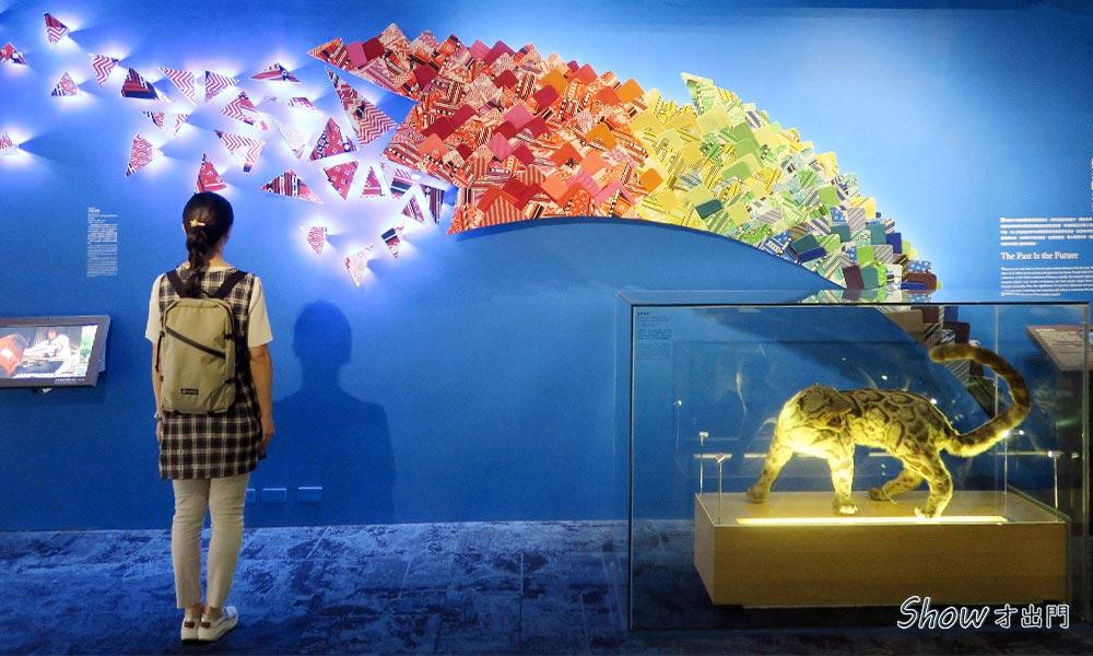 發現台灣-台灣博物學介紹-自然主題展