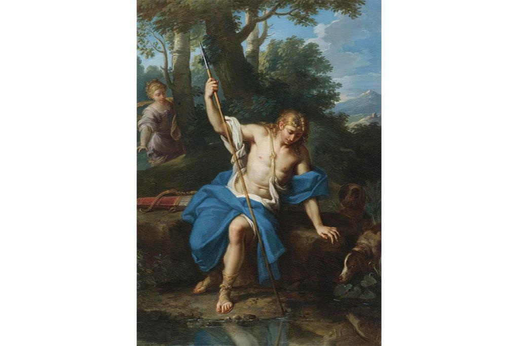 回聲-納西瑟斯與愛可-希臘神話