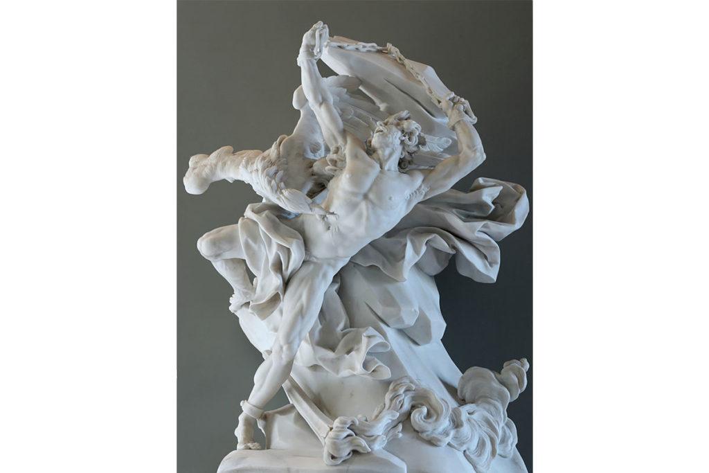 普羅米修斯-希臘神話-雕塑