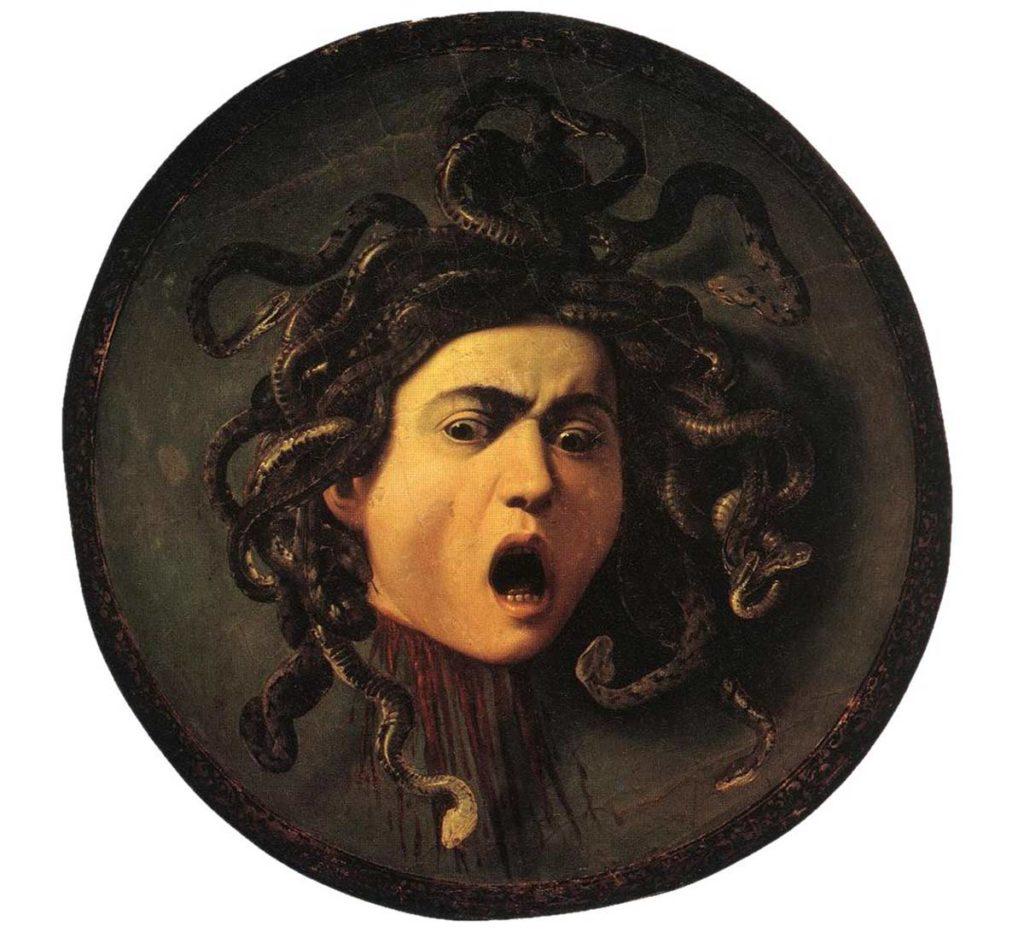 希臘神話-梅杜莎-故事
