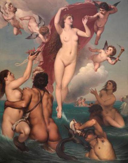 維納斯-希臘神話-藝術故事