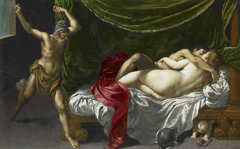 維納斯愛情-經典名畫