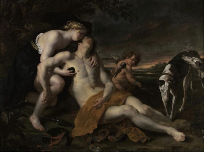 維納斯愛情故事-阿多尼斯-希臘神話