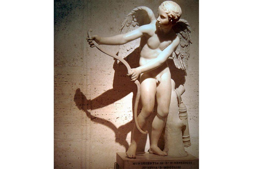 邱比特故事-愛神-希臘神話-雕塑