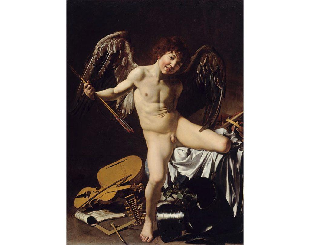 邱比特故事-愛神-希臘神話-藝術品