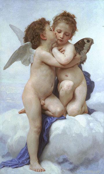 希臘神話-邱比特與賽姬-兒童版-藝術