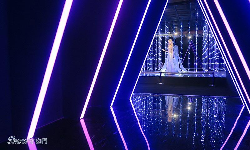 冰雪奇緣特展評價-展覽介紹-互動科技