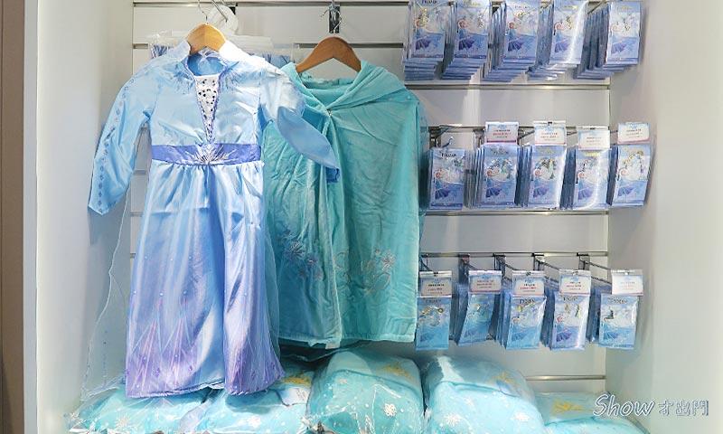 冰雪奇緣特展評價-周邊商品