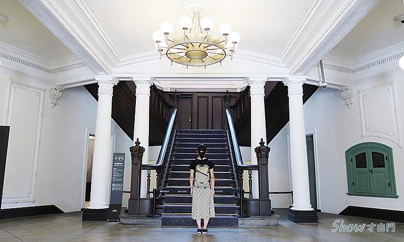 台灣博物館鐵道部-鐵道博物館-大廳