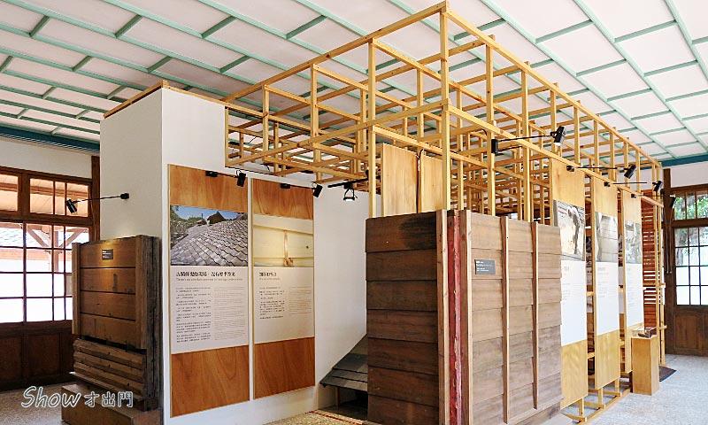 鐵道部園區-鐵道博物館-古蹟展覽