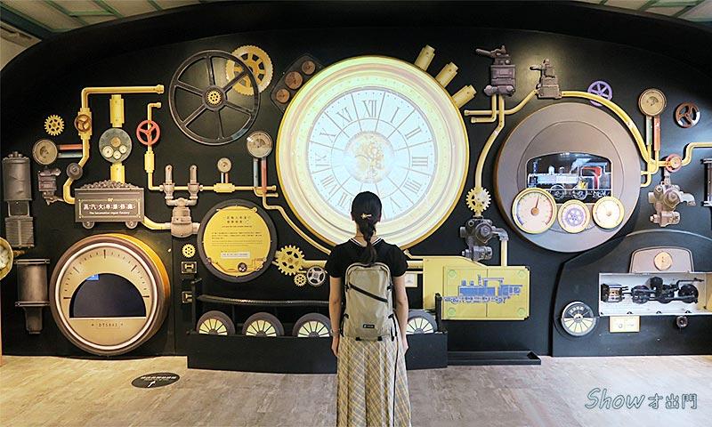 親子展覽-台灣博物館鐵道部