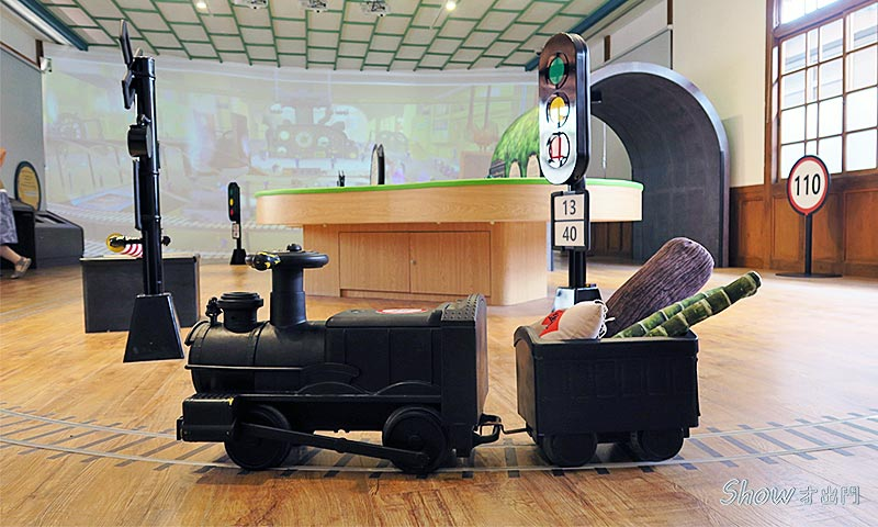 親子展覽-鐵道部園區-鐵道博物館