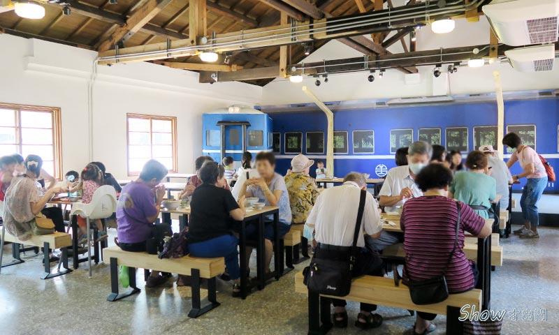 台灣博物館-鐵道餐廳
