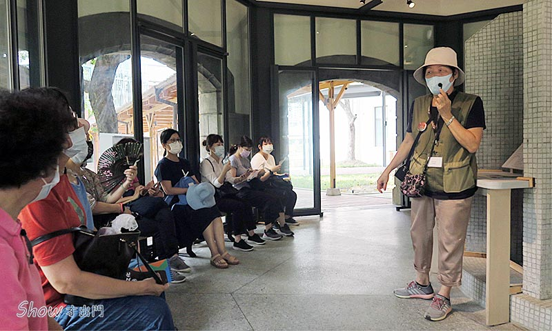 台灣博物館鐵道部-導覽