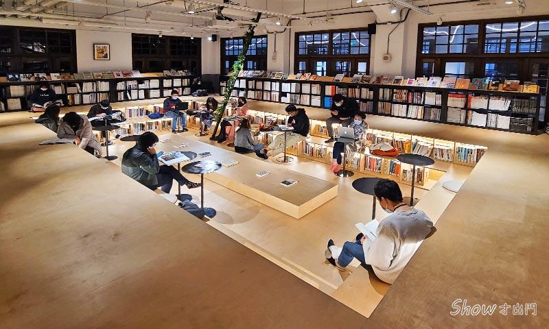 不只是圖書館-閱讀空間