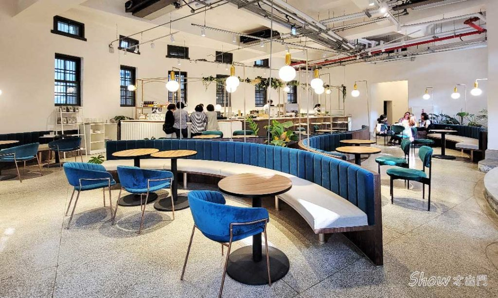 台南美術館-咖啡店