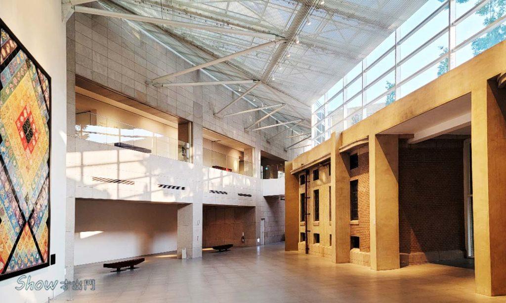 台南美術館一館-建築設計