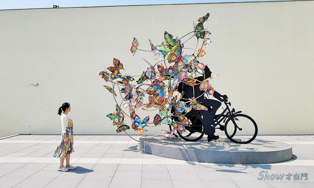 台南美術館二館-藝術品