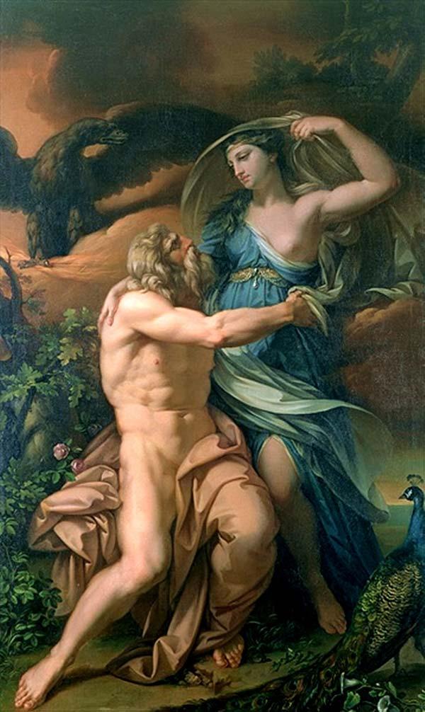 天后赫拉-希臘神話