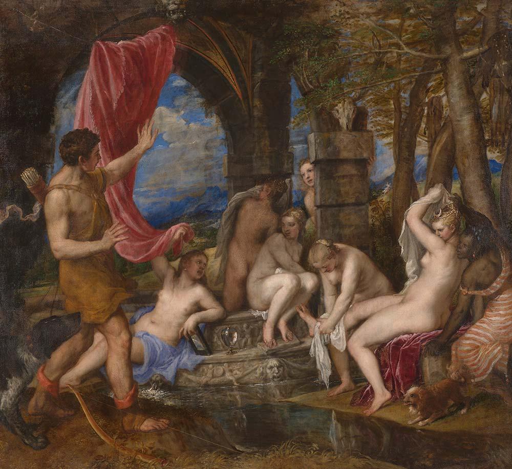 黛安娜-阿提米絲-希臘神話