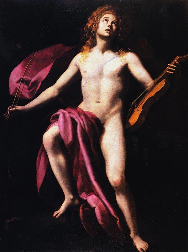 阿波羅-Apollo-神話