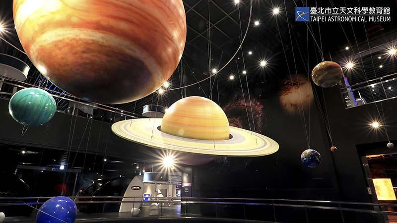 台北博物館-天文館