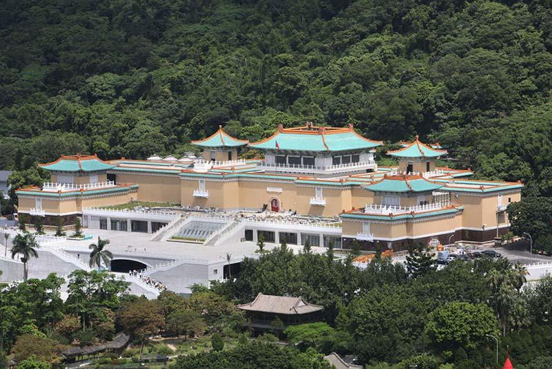 台北博物館-故宮
