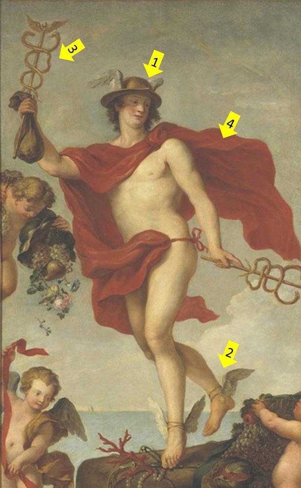 奧林帕斯十二神-荷米斯