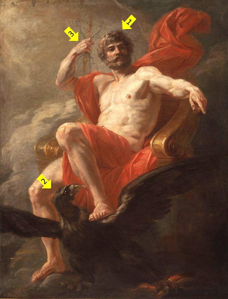 奧林帕斯十二神-宙斯