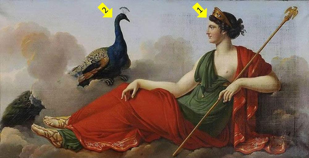 奧林帕斯十二神-赫拉
