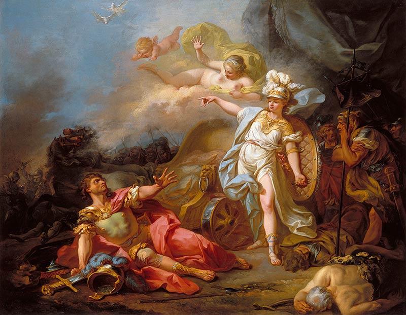 雅典娜-戰爭女神