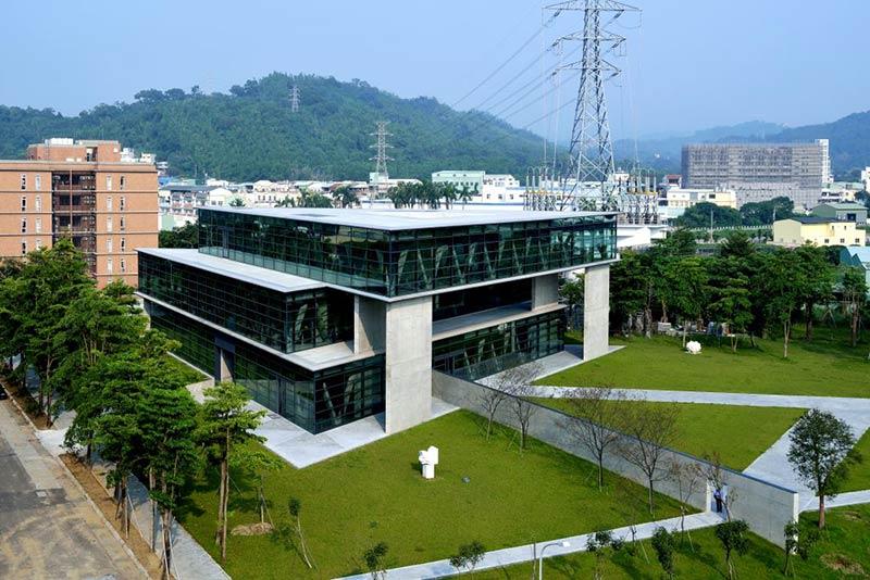 台中博物館-亞洲大學現代美術館